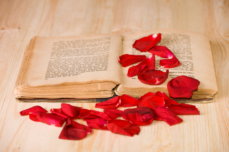 Rakkaudesta kirjoihin